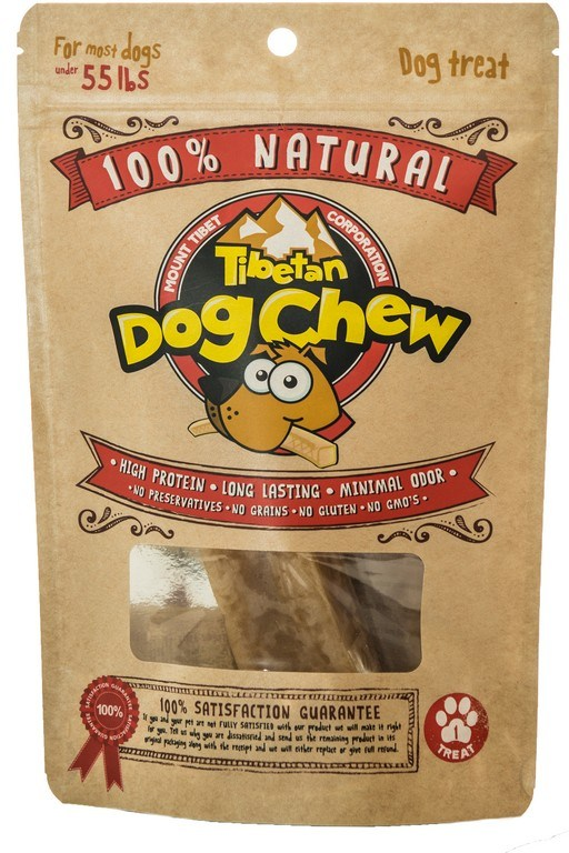 For Most Dogs Under 55lbs